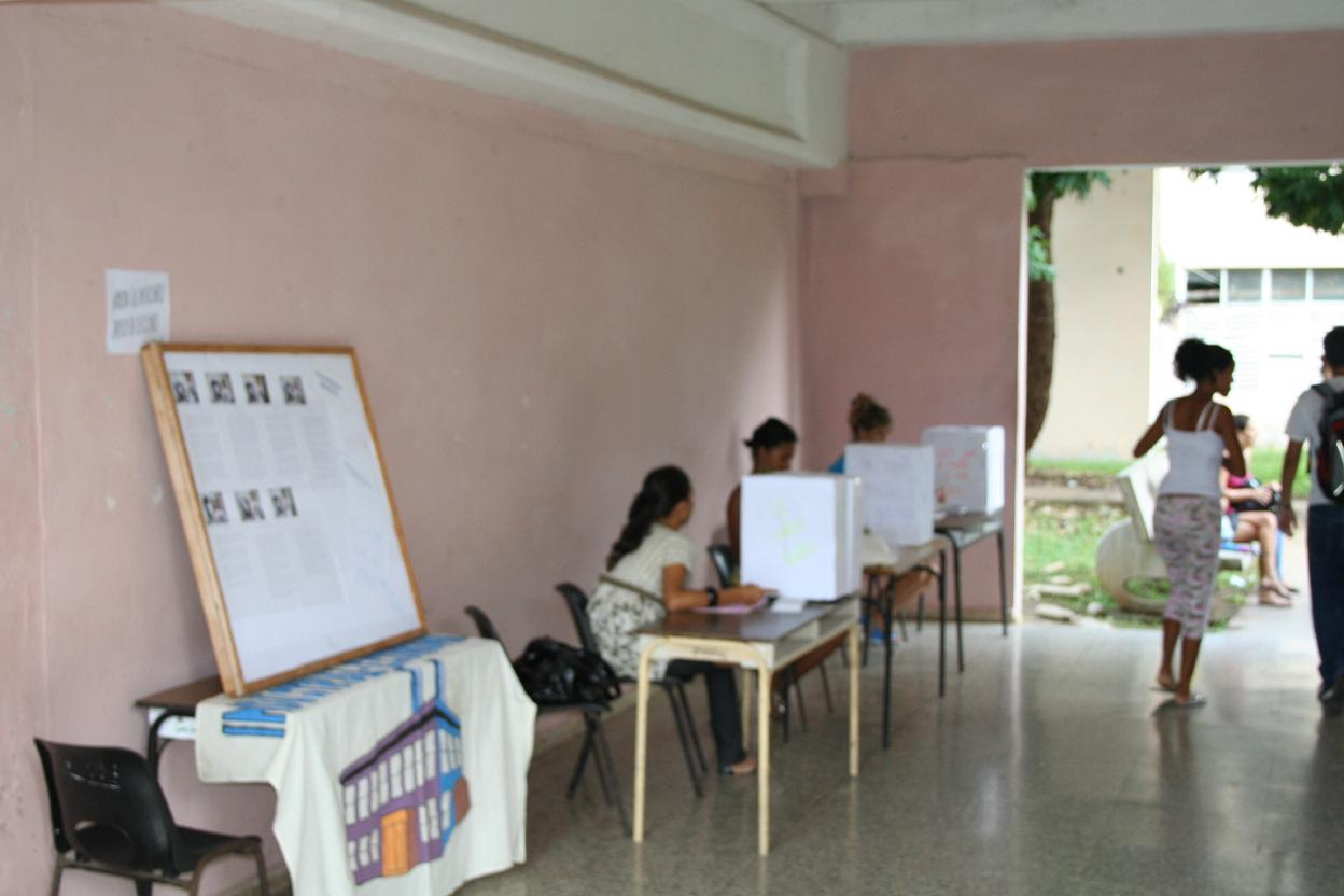 encuestas para las elecciones regionales y municipales: