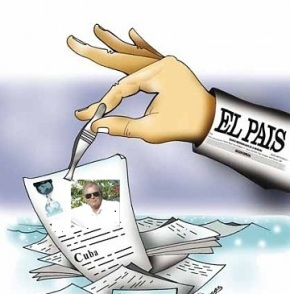 El diario español El País escoge con pinzas a sus articulistas, estos a su vez manipulan y tergiversan la realidad cubana. Esta vez le tocó al blog de los jóvenes matanceros. La Joven Cuba responde.