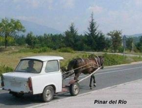 Pinar del Río perfecciona su paruqe automovilístico con el objetivo de lograr la sede del 26