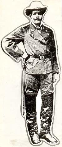 Mayor General Antonio Maceo
