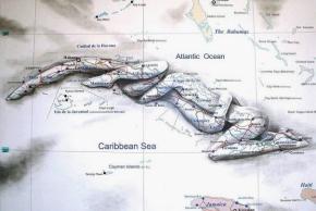 En la Isla de lo real-maravilloso han ocurrido recientemente pequeños temblores, la explicación científica no se hizo esperar.