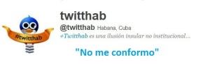 Si bin Twitthab fue positivo, resulta aún insuficiente, la realidad cubana está siendo más rápida que nuestros intentos de unirnos en la blogosfera