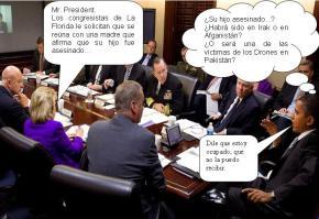 Contra Cuba el doble rasero no tiene límites.