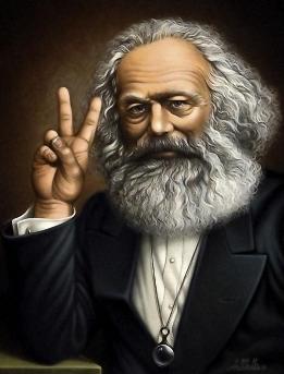 La palabra clave en el marxismo: dialéctica. Toda persona dogmático, es en esencia antidialéctica.