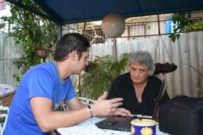 En noviembre tuvo lugar el encuentro entre LJC y Fernando Ravsberg