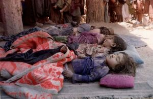Abril 2013: Quien responde por estos niños asesinados en Afganistan por bombarderos yanquis?