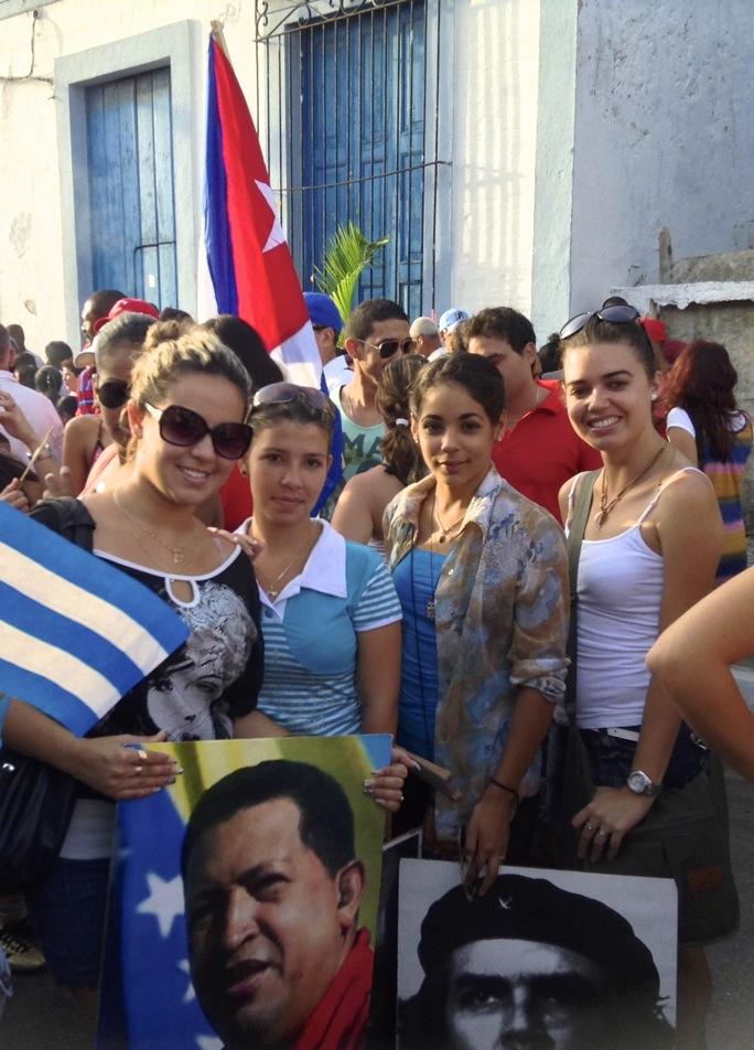 jovenes cubanos trabajadores