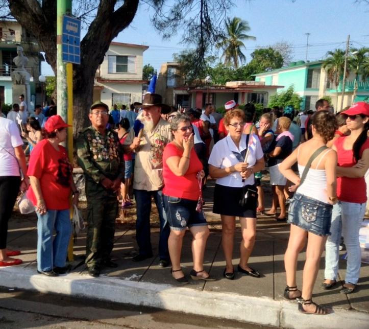 cubanos de fiesta