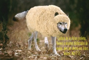 Wolf in sheep's clothing October 1, 2000