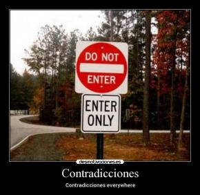 contradiction_contradiccion