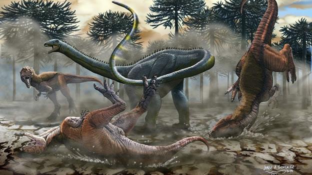 dinosaurio-cuello-largo