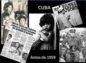 Cuba antes del 59