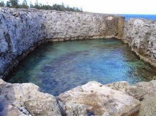 la llamada piscina de mister claude es en realidad el enfriadero de la planta