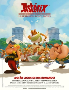 Asterix_La_residencia_de_los_Dioses_poster_español