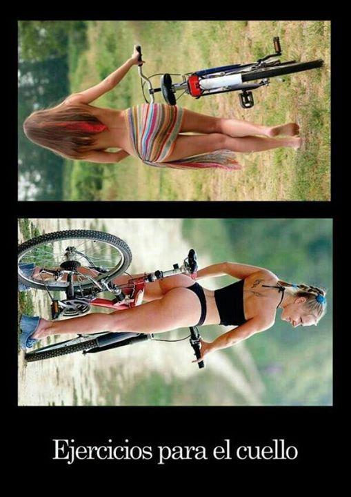 Para alcanzas un buen resultado se debe realizar el ejercicio durante 15 minutos, evitando que tu esposa te vea.