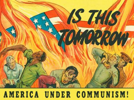 Los comunistas siempre han sido víctimas de una campaña de demonización